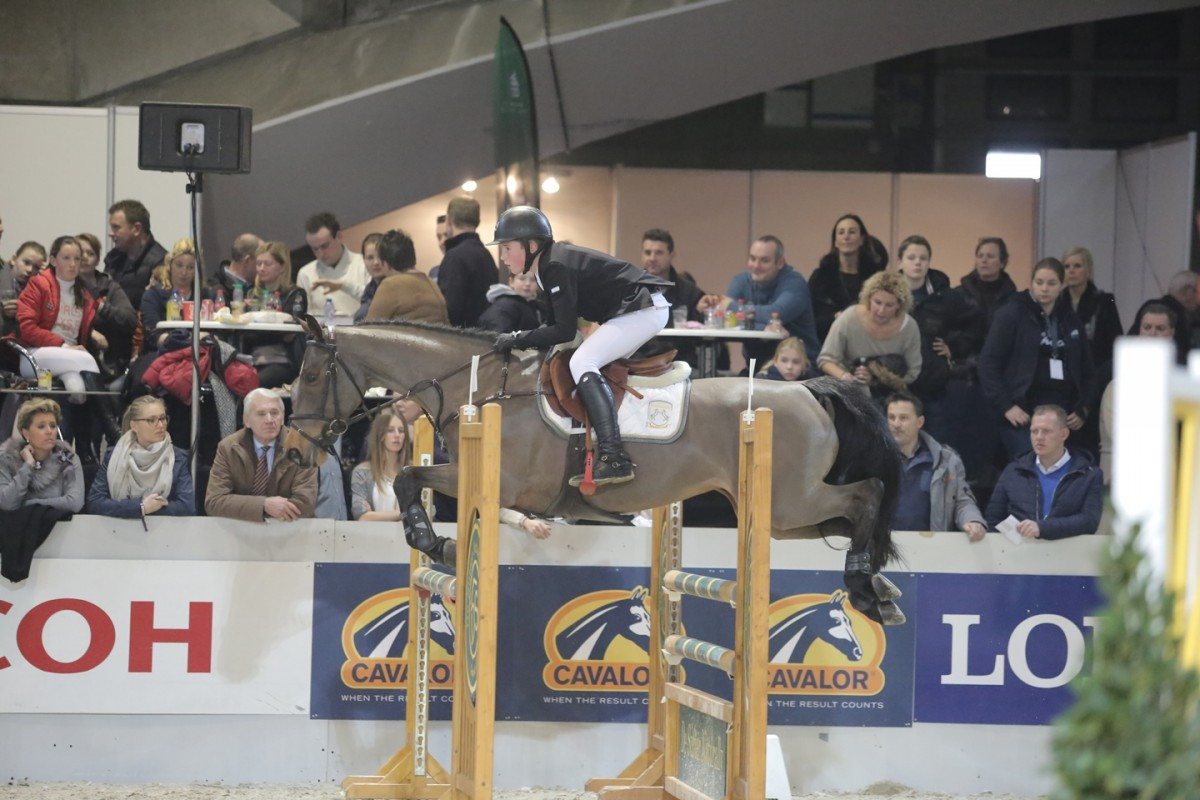 Anthony Philippaerts naar brons in Maastricht