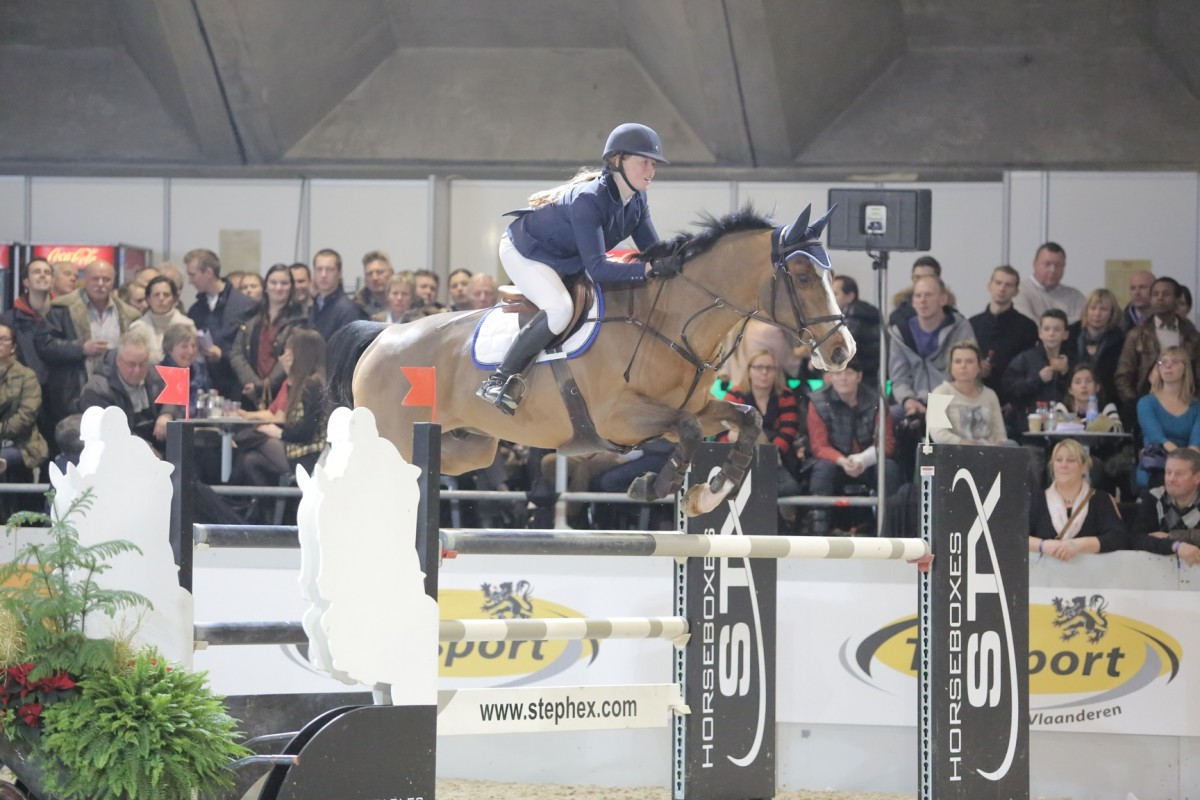 Four weeks to go... here are the first tickets to win for Jumping Mechelen