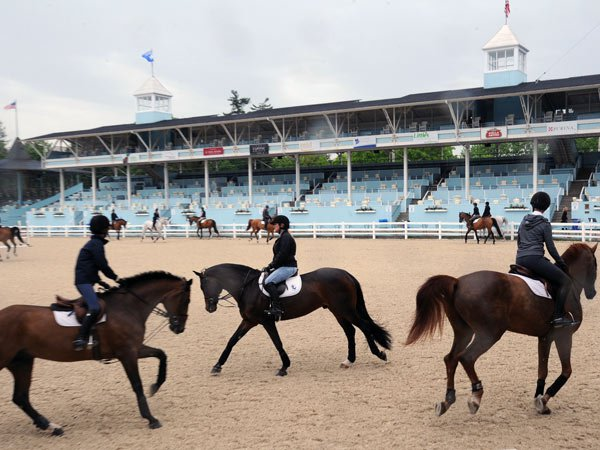 """McLain Ward: """"Disappointing but correct decision to cancel Devon this year."""""""