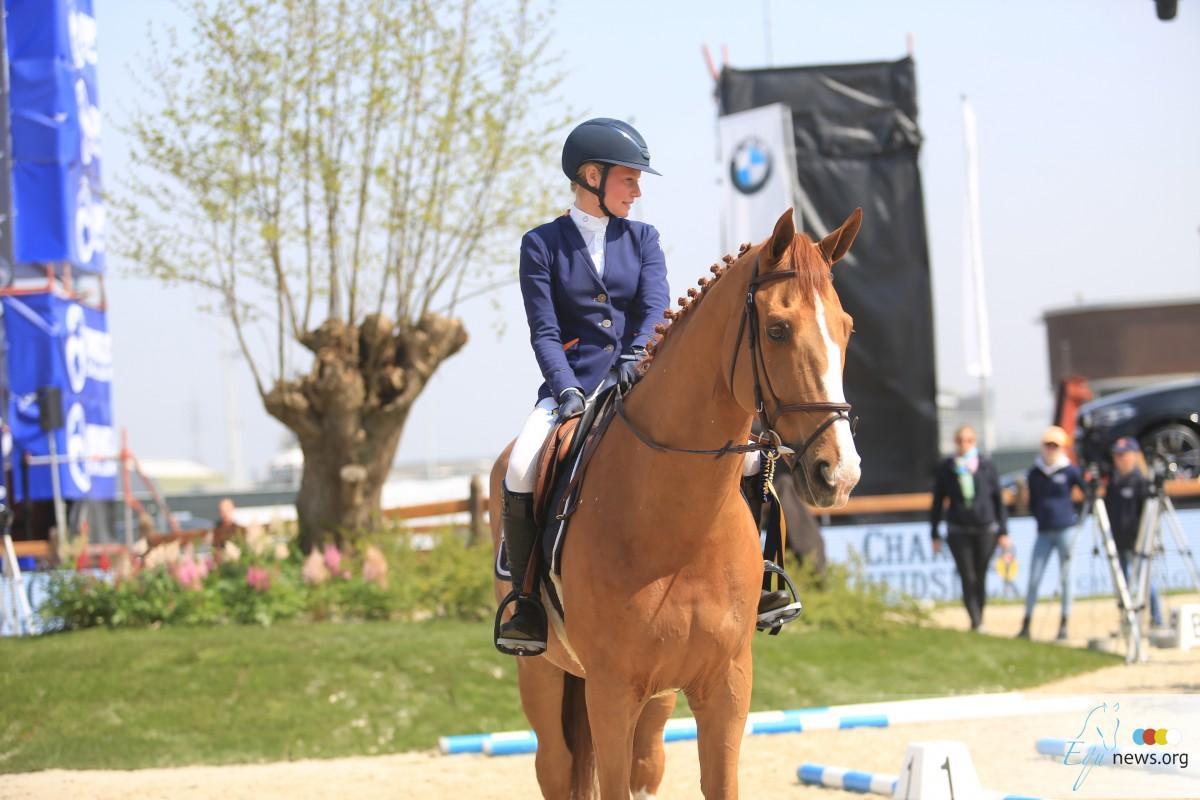 Classifications pour Elisa Strubbe et Bjorn Vandenbossche en France, victoire pour Alexis Gourdin
