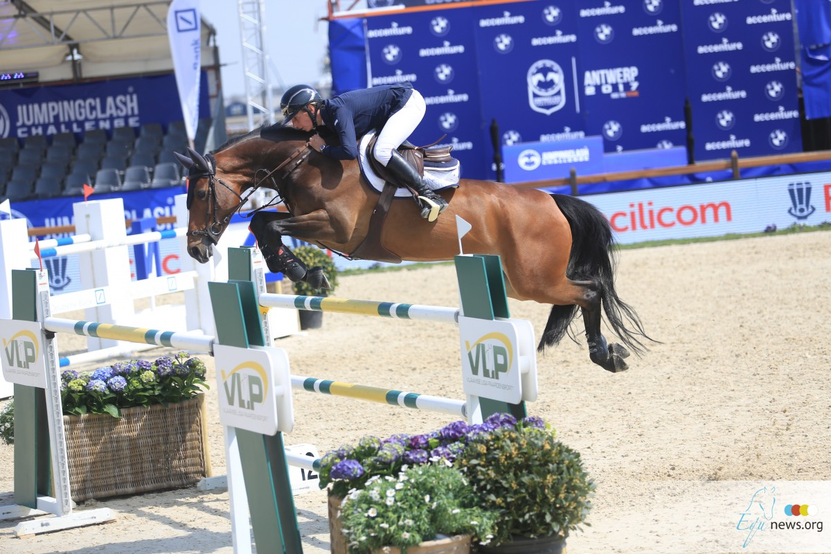 Katharina Offel on top in CSI2* Grand Prix of Eschweiler