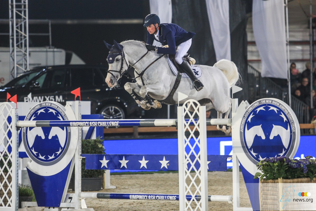 Daniel Deusser's Cornet d'Amour retires from the sport