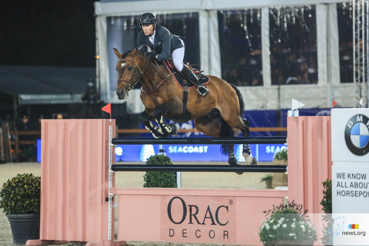 Patrice Delaveau beats Belgian home riders in CSI2* Grand Prix Knokke