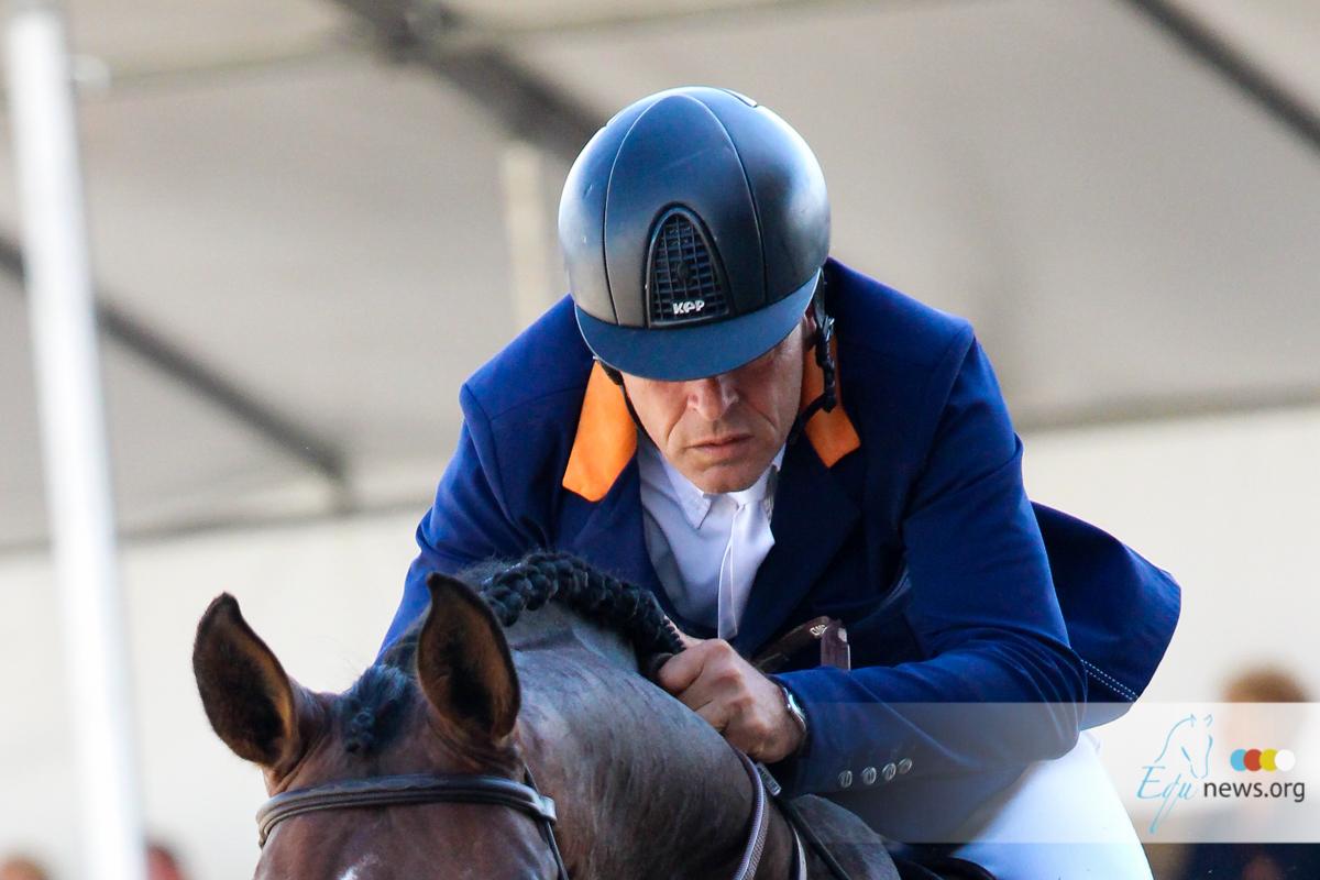 """Henk van de Pol: """"Echt blij dat ik terug aan de start kon in Maastricht..."""" - Equnews Nederland"""