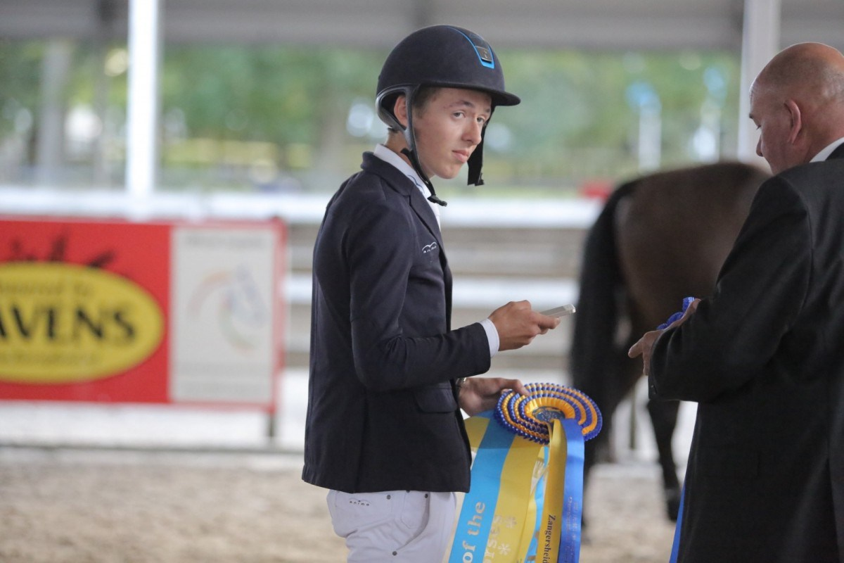 7-year old talent for Bertram Allen