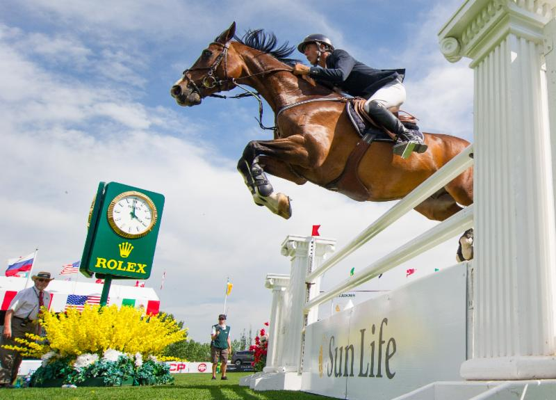 Spruce Meadows Summer Series cancelled due to coronavirus Covid-19 outbreak