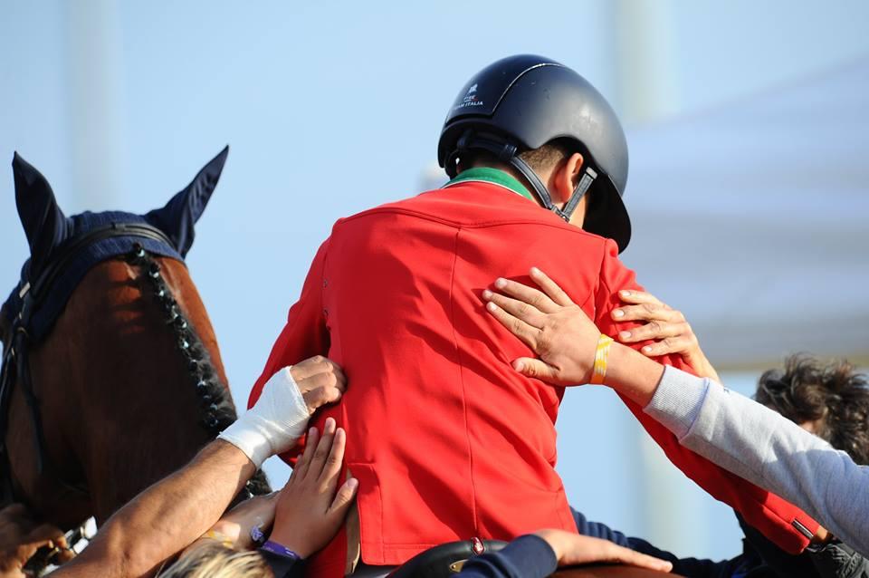 Schitterende overwinning voor België in CSIOJ Nations Cup Fontainebleau