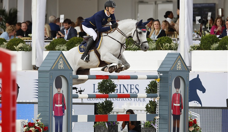 Top Athletes in Town for Unmissable LGCT London