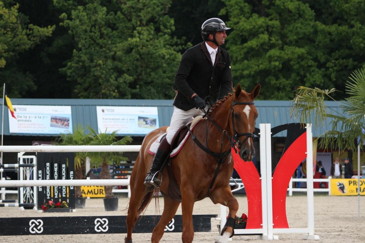 Suivez en DIRECT le Championnat de Belgique jeunes chevaux