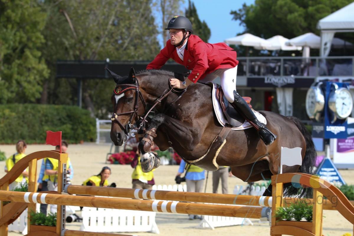 Cas de Liberté moves to Richard Howley for 2020 Olympics