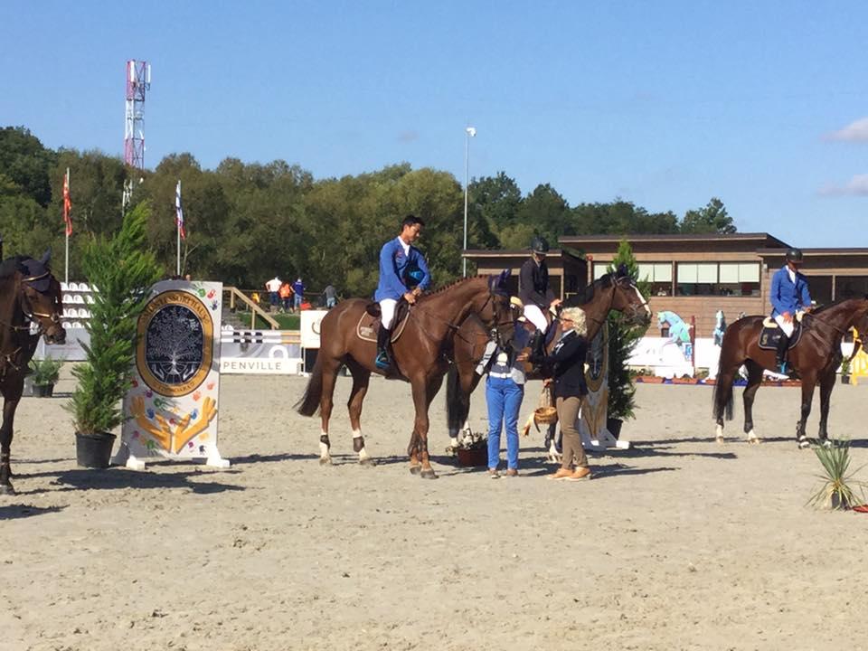 Belgische paarden winnen Asian Championships in Pattaya