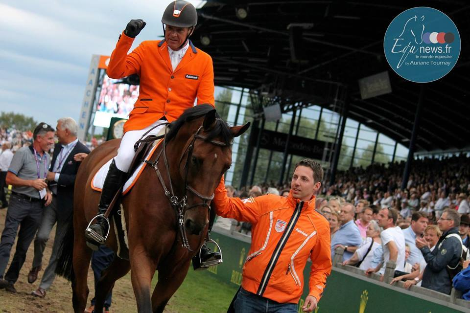 """Former Olympic Champion Jeroen Dubbeldam: """"I don't know if I will still have a horse for the Olympics of 2021"""""""