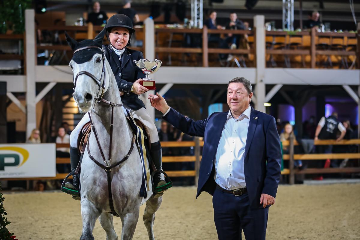 Van Es en De Swert delen de winst in Sportstal Vanderhasselt