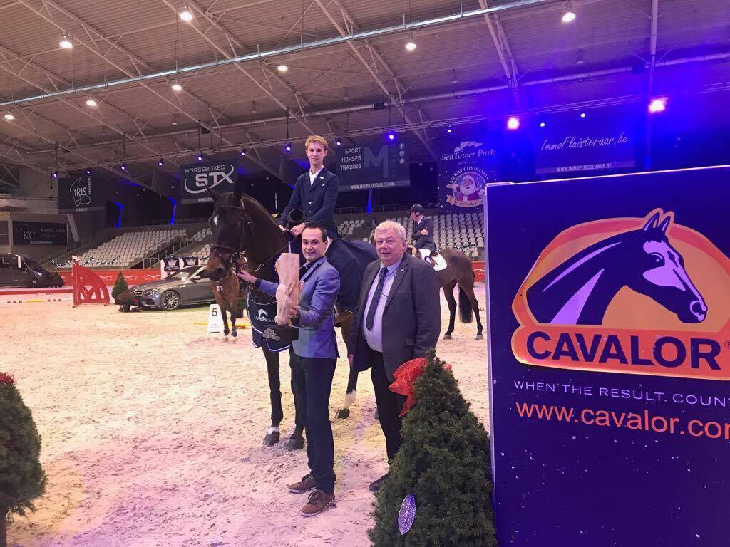 Gilles Thomas springt top vijf in in Opglabbeek - equnews.be