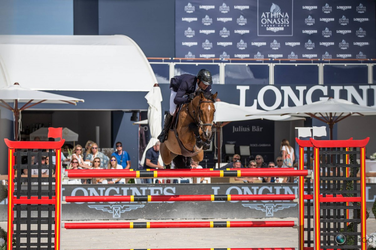 Epaillard Sizzles in another LGCT Speed Class win