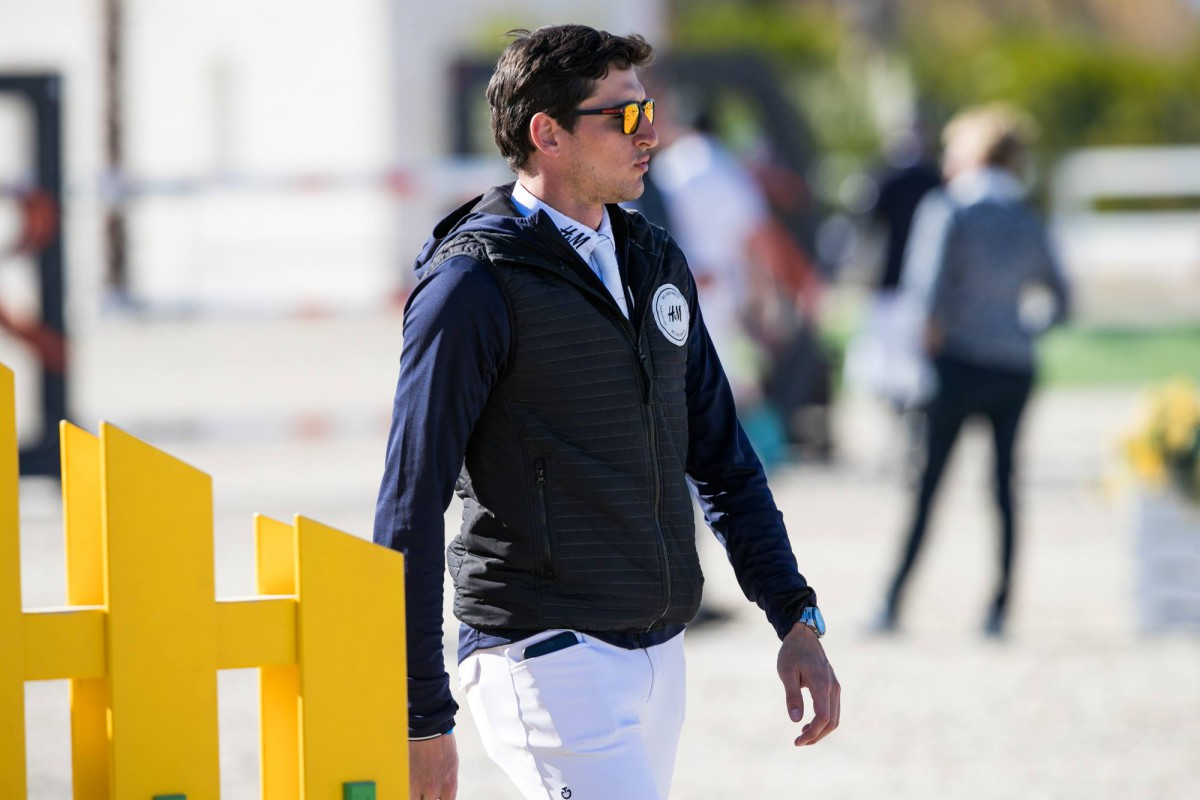 Nicola Philippaerts out na val