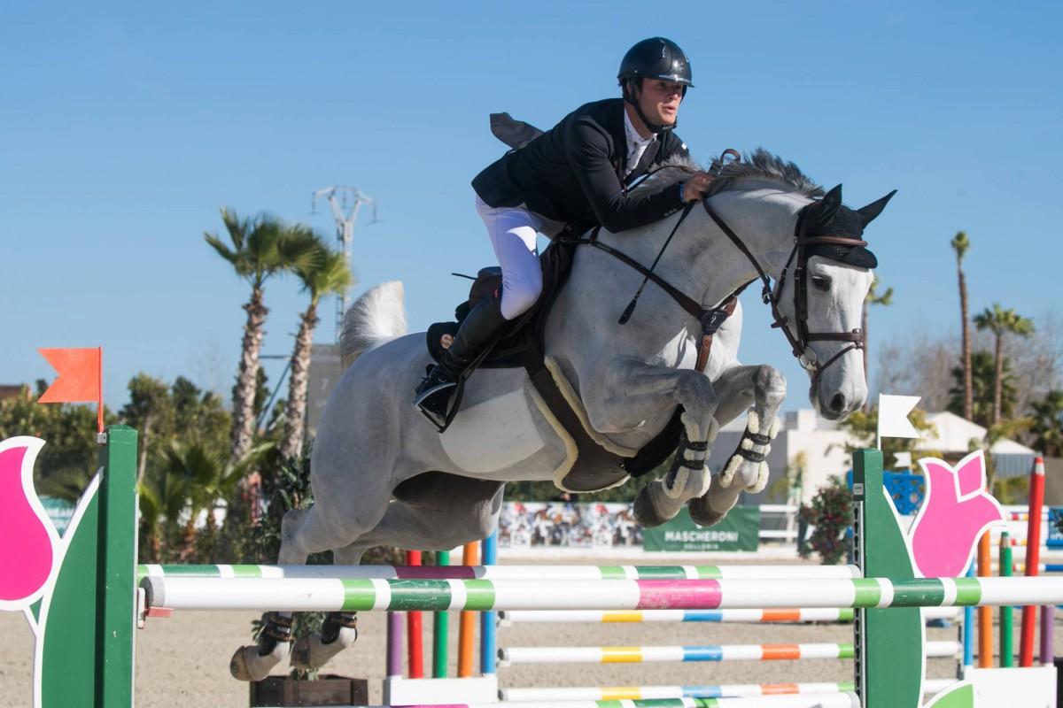 Constant Van Paesschen wint onder de Spaanse zon