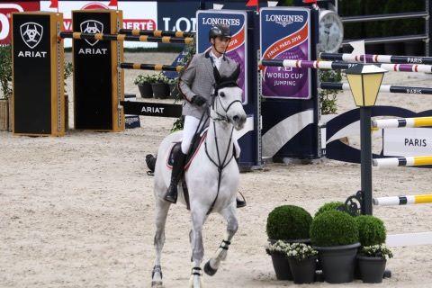Olivier & Nicola Philippaerts sont en compétition avec Guerdat, Zanotelli, .... au CSI5* Paris