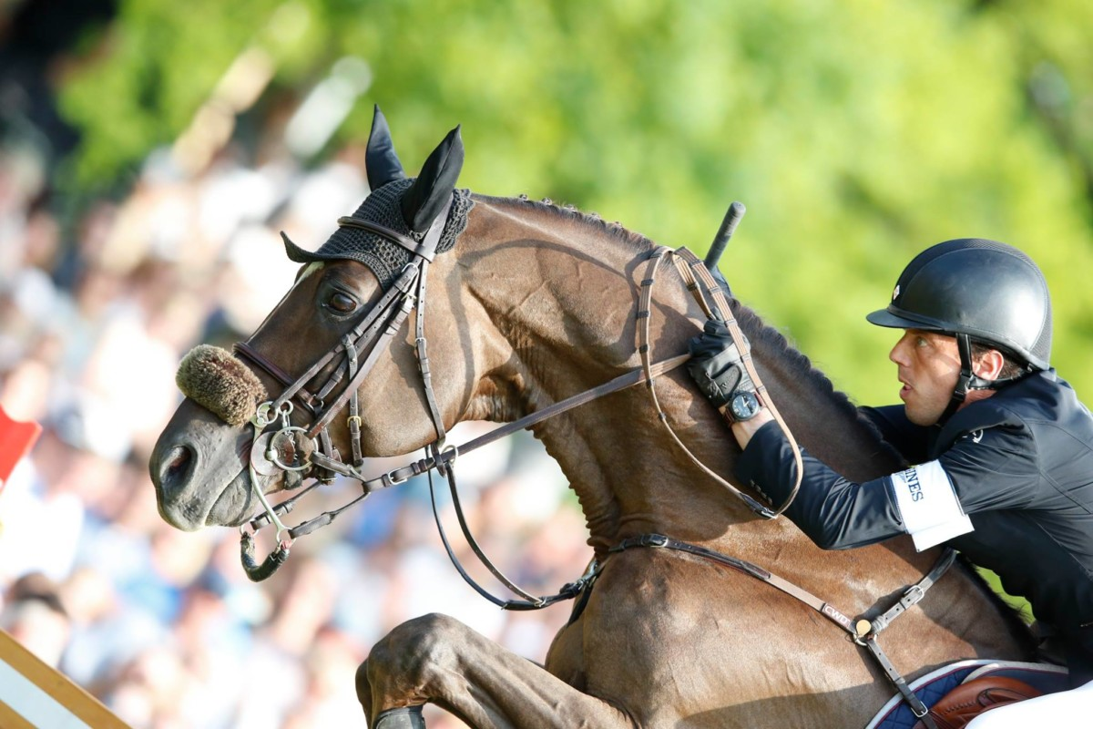 Harrie Smolders and Don VHP Z win GP of Knokke after only clear jump-off round