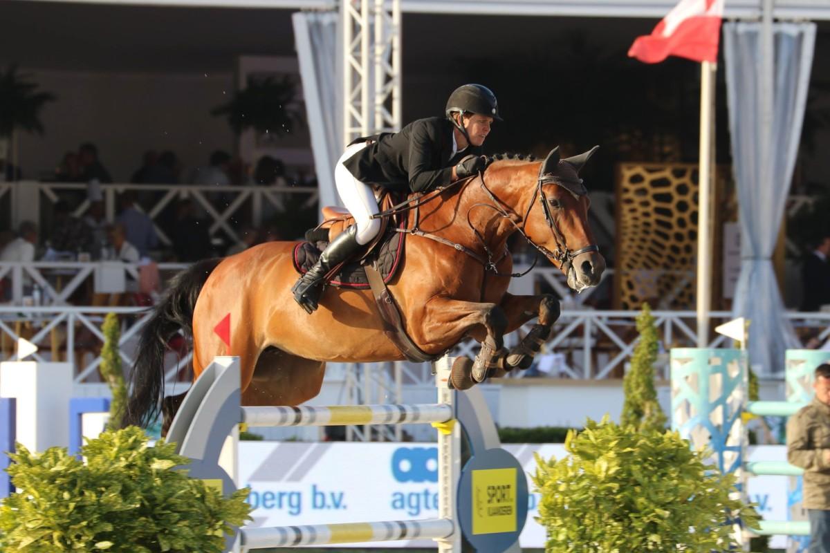 Ann-Carton Grootjans grijpt ranking punten in St Tropez