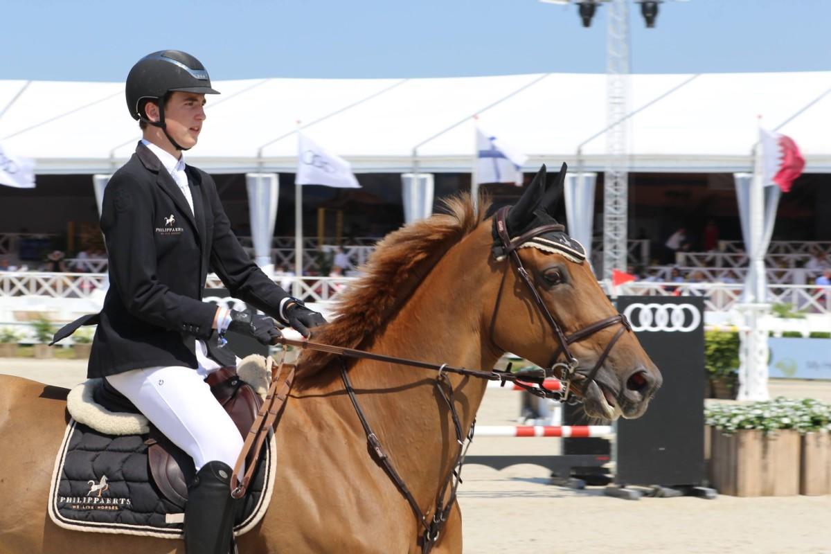 Oliva: Belgen verzamelen nulrondes bij de jonge paarden