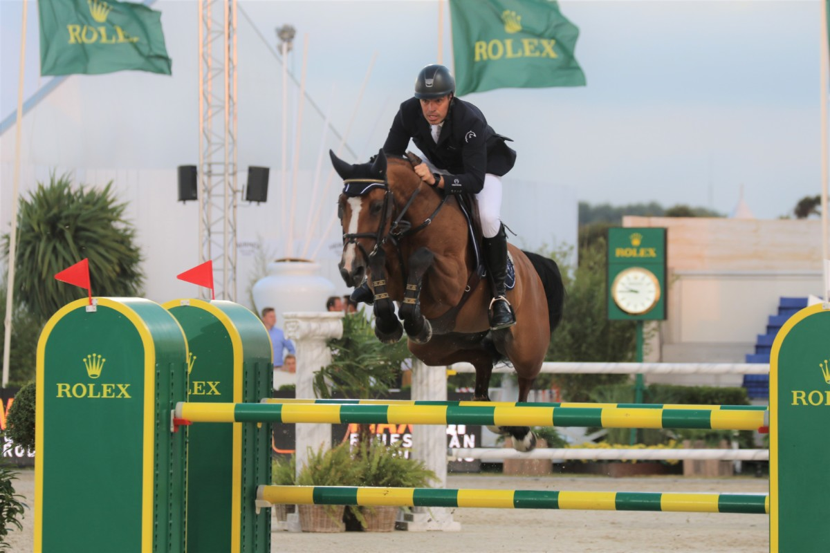 Stal Lenssens delivers Edwina Tops Alexander new Grand Prix horse