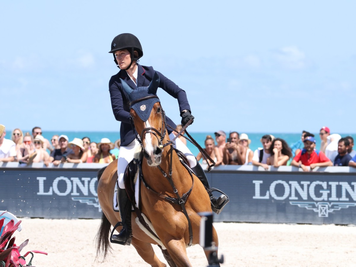 """Jessica Springsteen: """"Equestrianism helped me grow and become who I am today."""""""