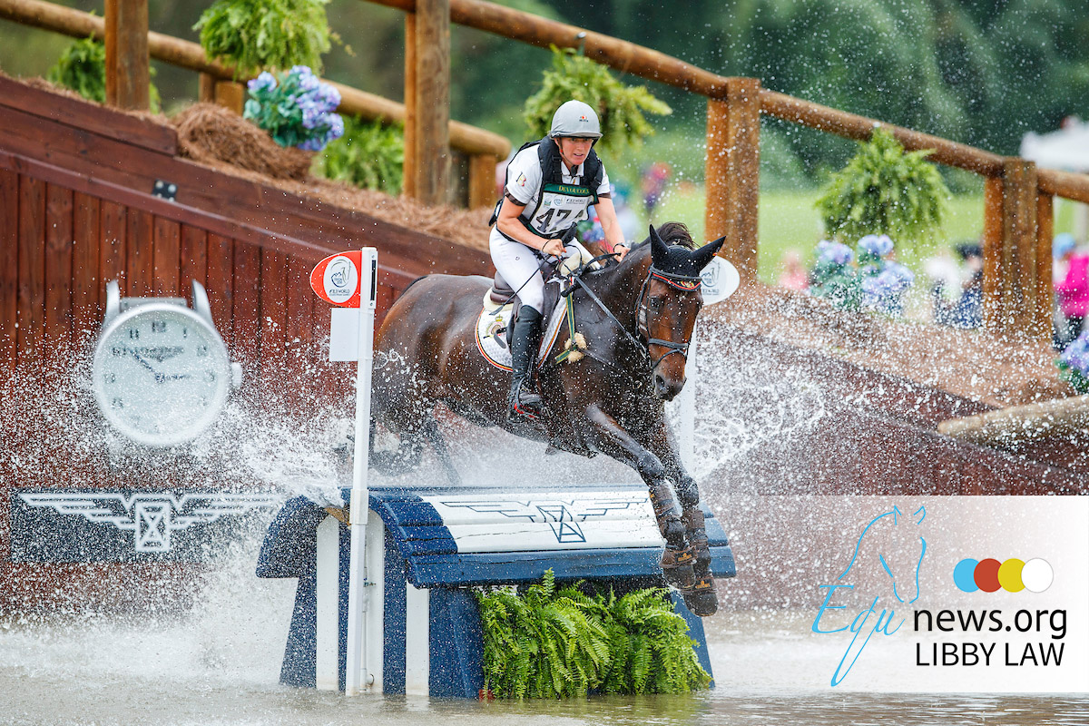 Karin Donckers wint CCI2*-L van Strzegom, Laura Loge scoort in CCIO4* Nations Cup