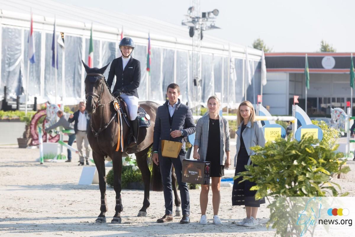 Troisième place pour Guillaume Foutrier , top cinq pour Leonie Peeters au Sentower
