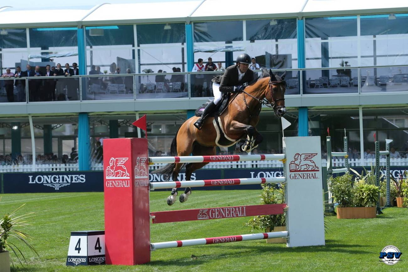 Jumping La Baule moved to june