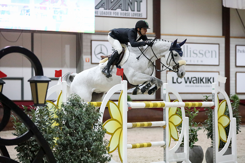 Zanotelli and Sweet Tricia go for gold in CSI5* Paris