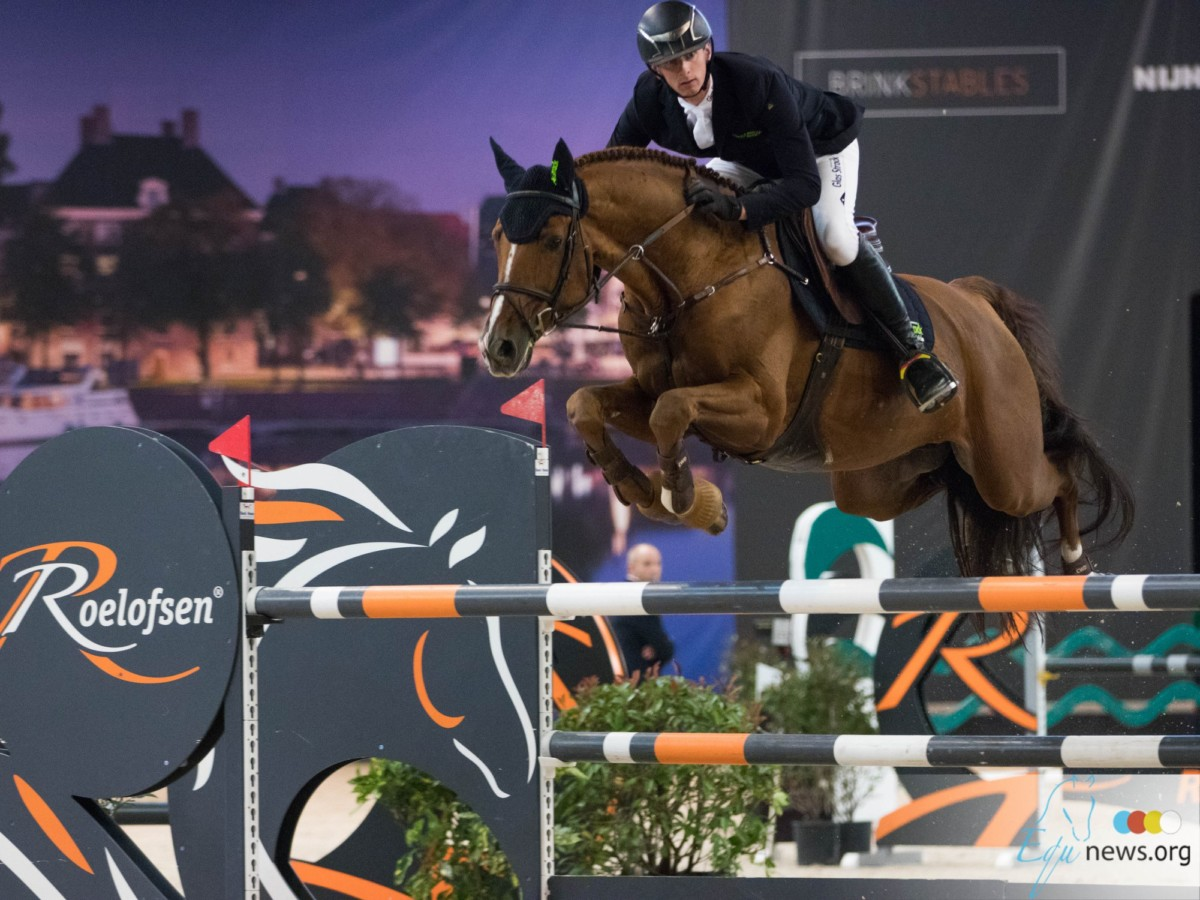 Felix Hassmann closes Spangenberg with victory in Grand Prix