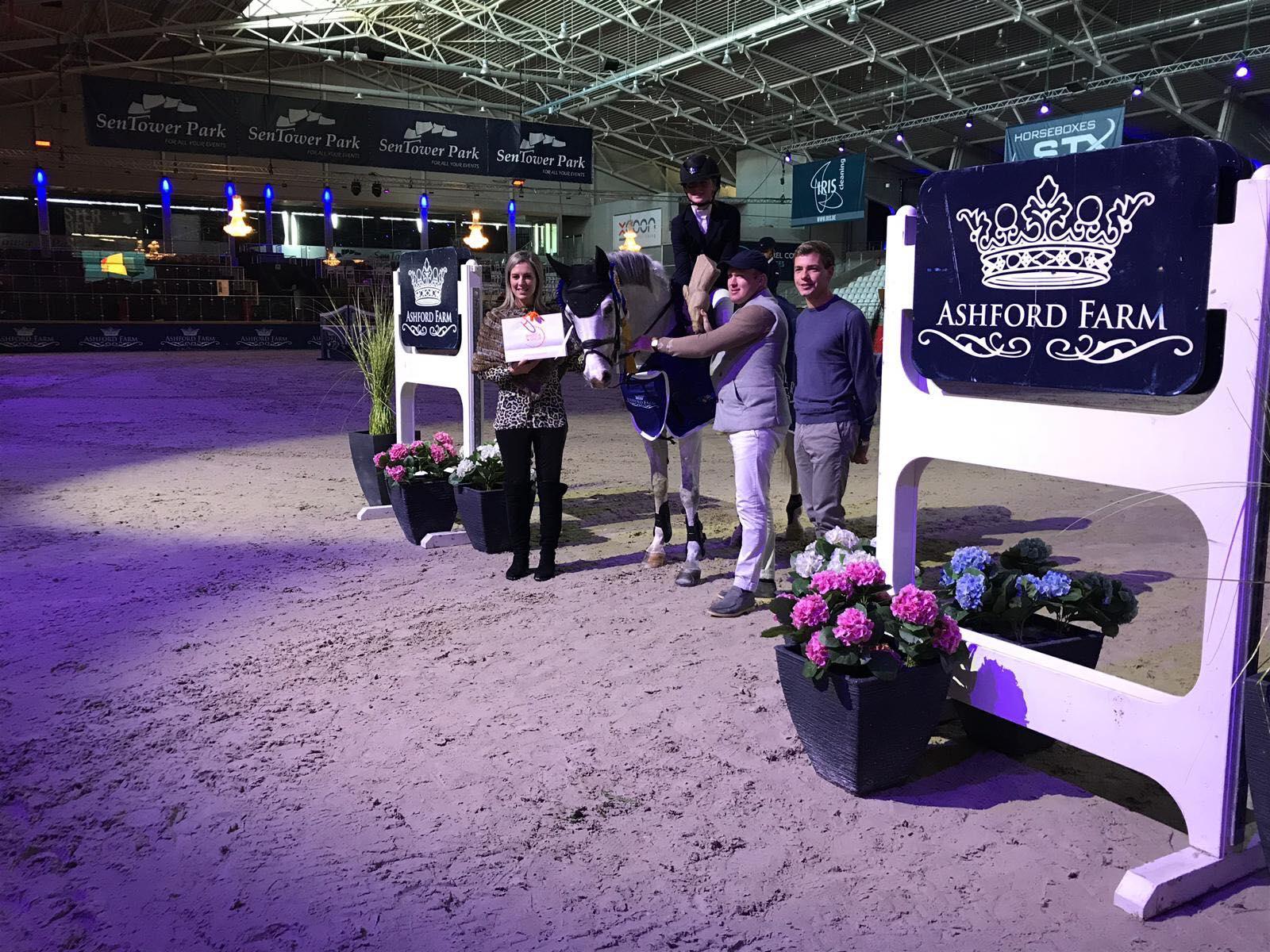Louise Ameeuw wint Children Grote Prijs Opglabbeek - equnews.be