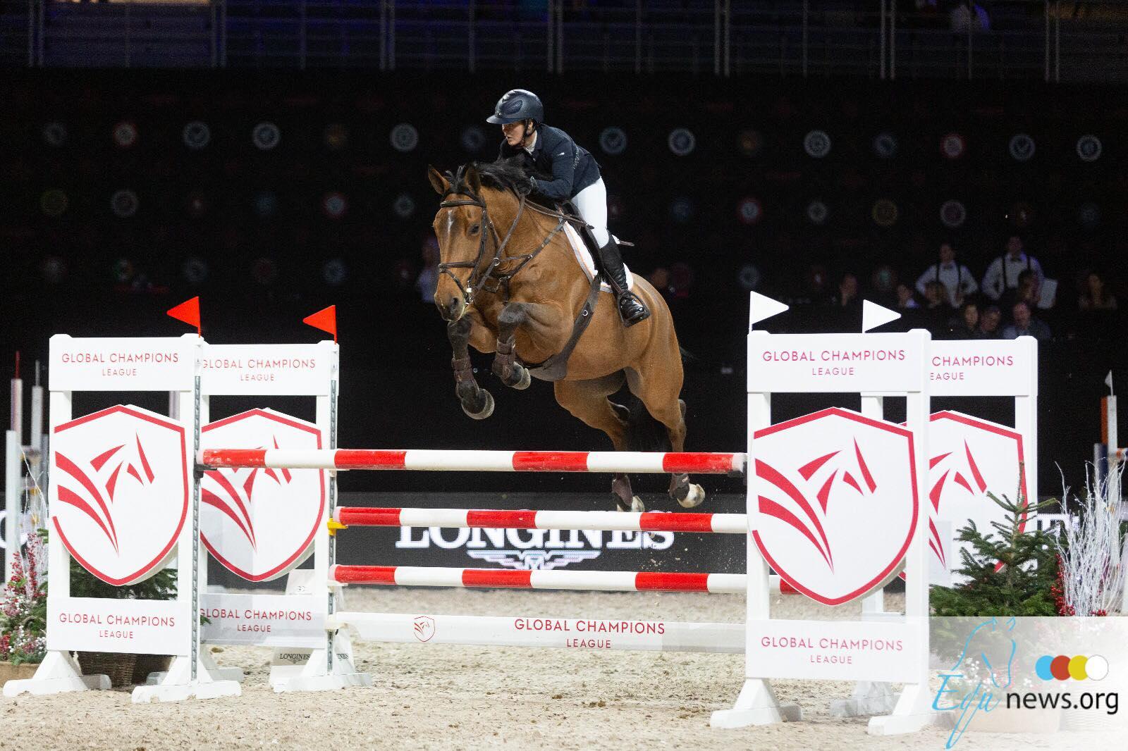 New talent for Paris Sellon