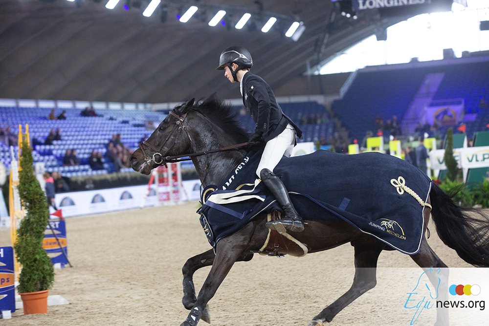Julien Anquetin claims victory of CSI4* 1,50m for France