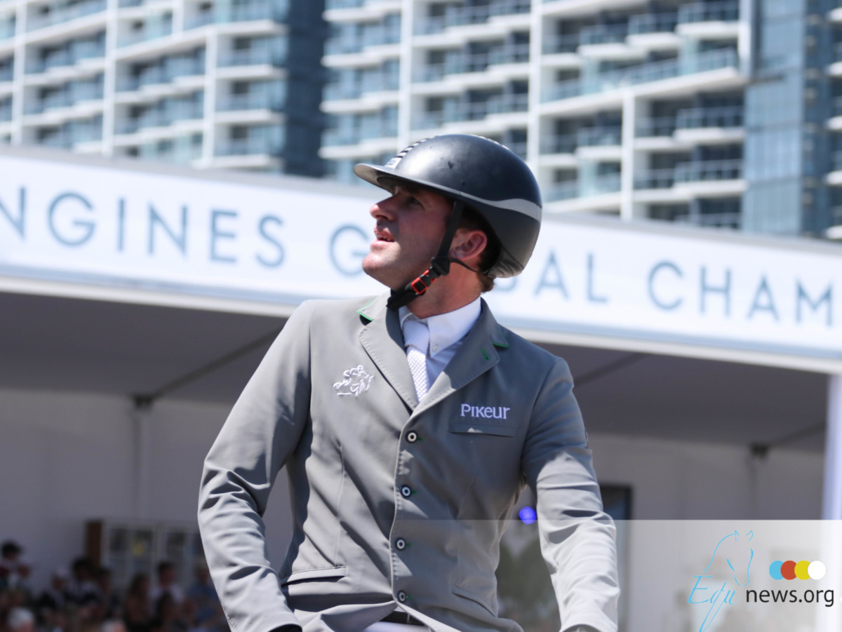 Weishaupt wins Grand Prix qualifier of Stockholm. Valkenswaard United wins the Global Champions League