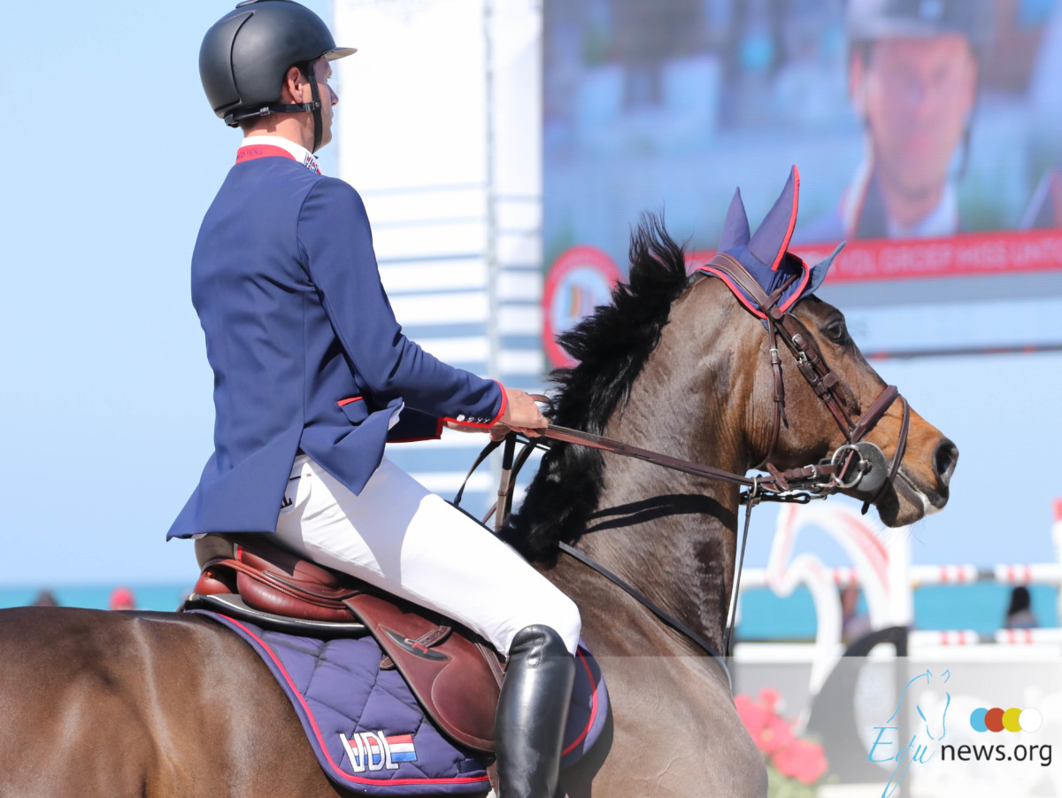 Leopold van Asten speeds to victory in CSI2* Grand Prix Kronenberg