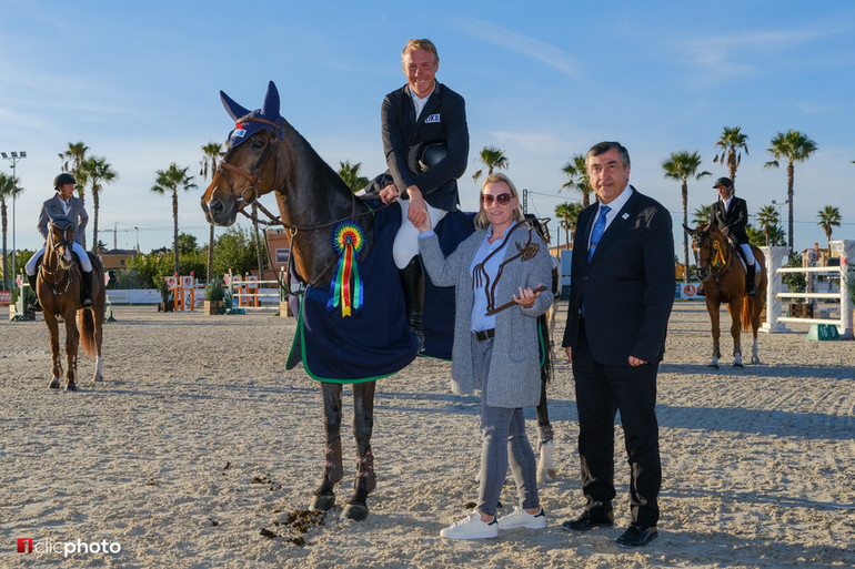 David Will victorious in CSI3* Grand Prix of Albführen