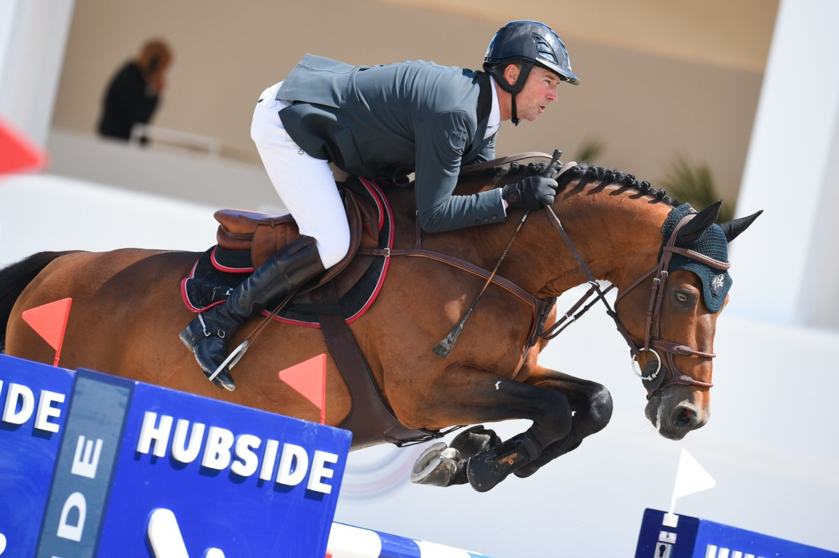 French riders rule the show in ranking class Hubside