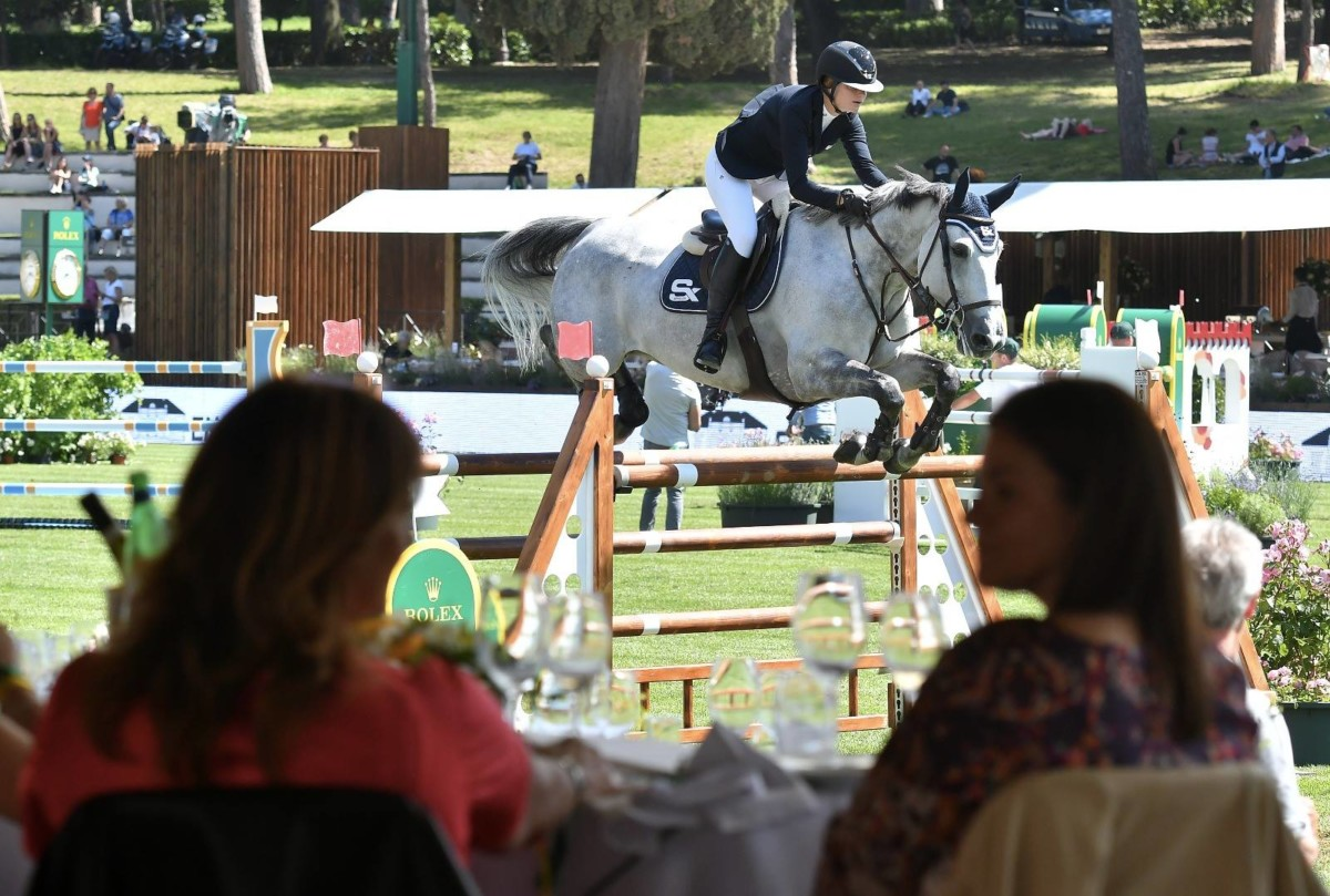 "Zoe Conter: ""I'm spending more quality time with my horses now"""