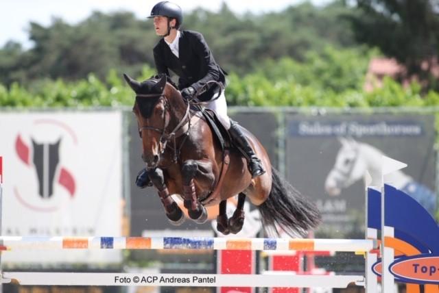 Belgische springtop aanwezig in St Tropez en Bonheiden