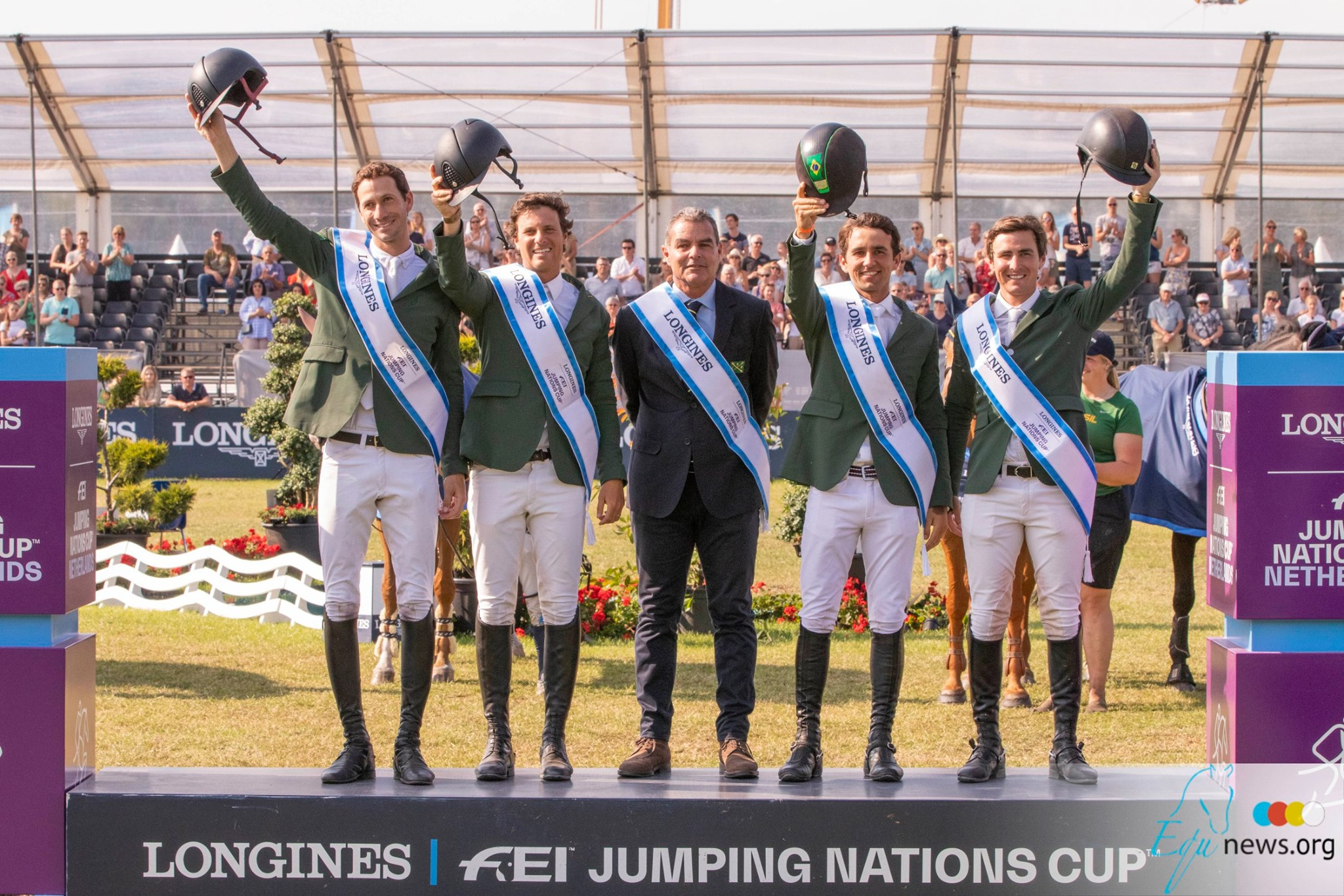 Brazil dominates Nations Cup Geesteren