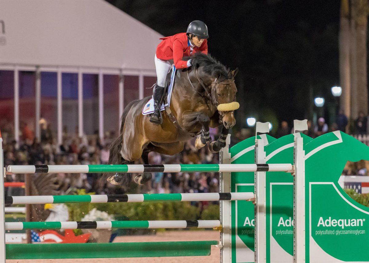 Beezie Madden and Bliss Heers make it an American Day at Spruce Maddows