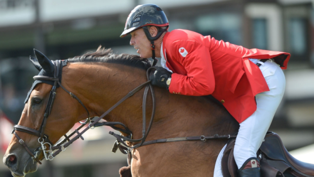 """Eric Lamaze: """"We always said we would retire together, but he had to be first ... """" Ian Miller officially retires from the sport"""