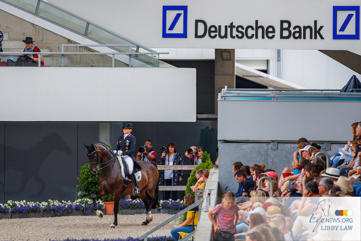 Germany wins Lambertz Nations Cup MEGGLE-Prize goes to Isabell Werth