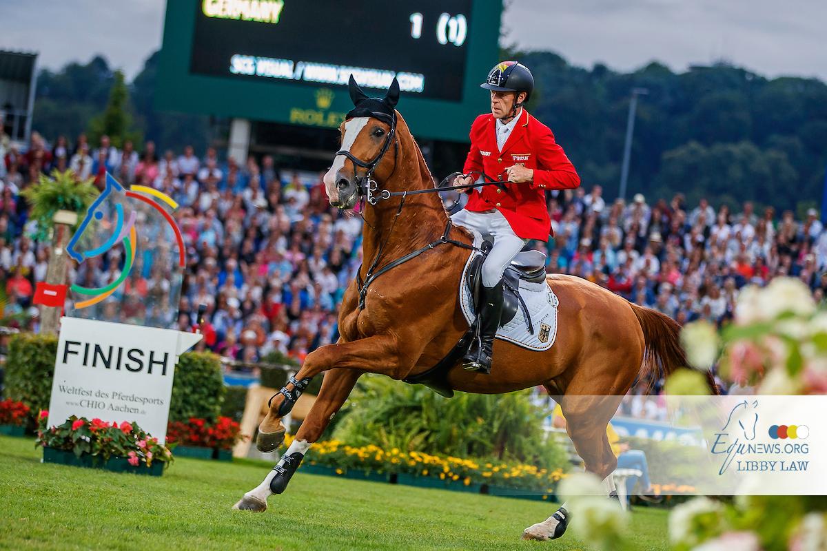 German Long List for Rotterdam European Championships announced