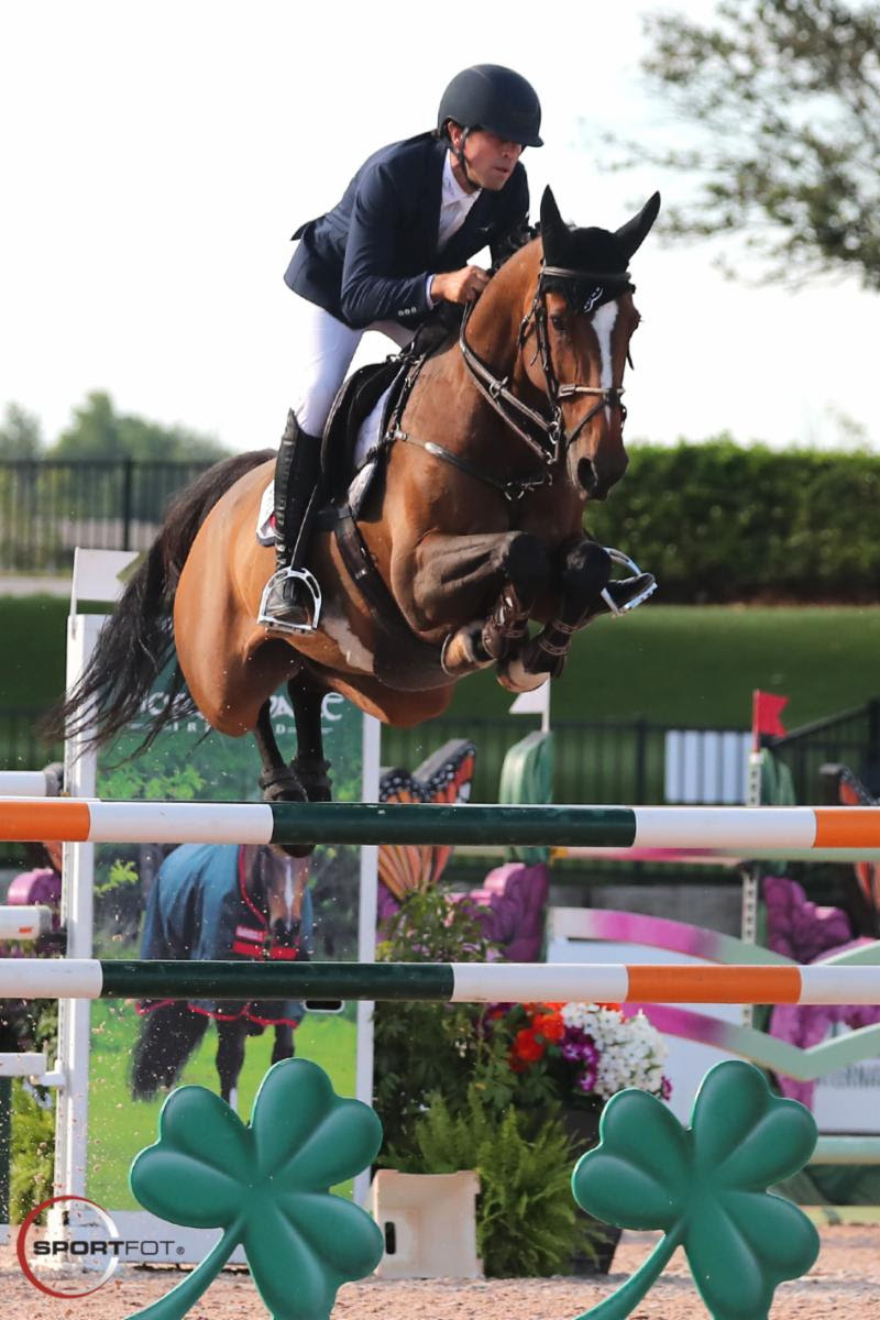 Roberto Teran Tafur Earns Blue in $36,000 Classic CSI 3* Tryon