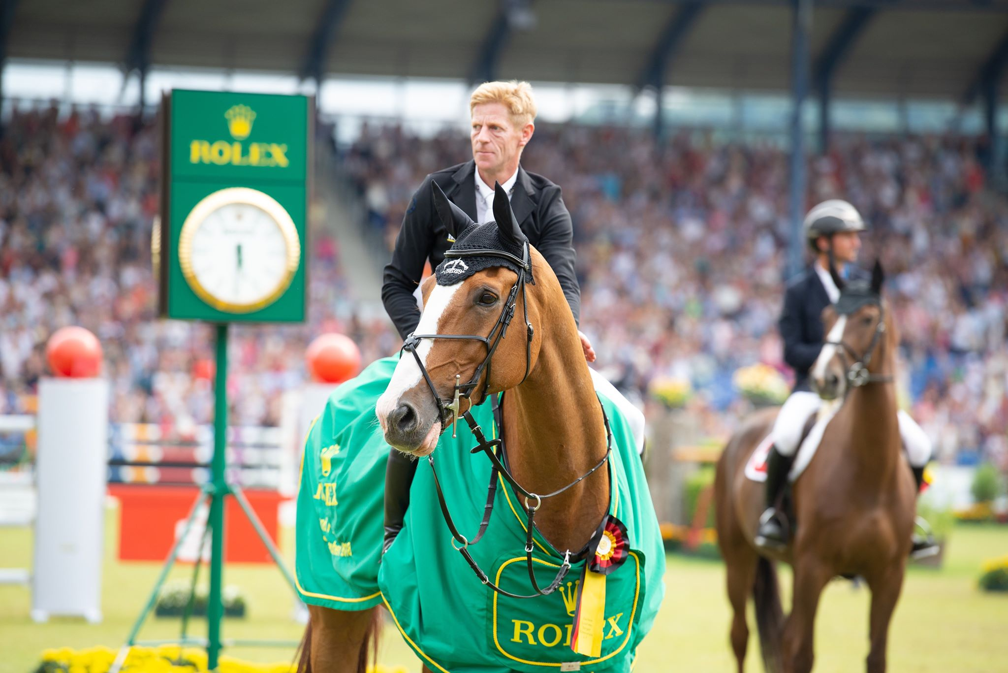 Inside CHIO Aachen 2019: Riders to watch at this year's Rolex Grand Prix