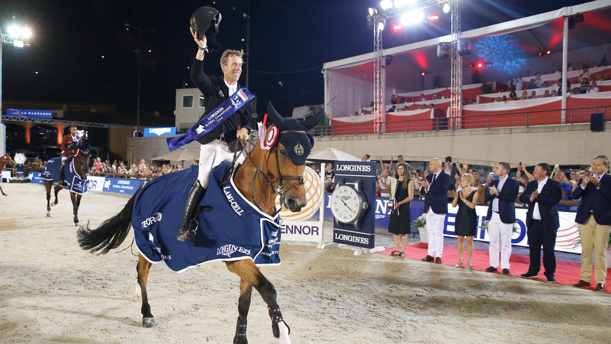 Nine Out Of Top Ten In LGCT Ranking at Longines Global Champions Tour - Longines Paris Eiffel