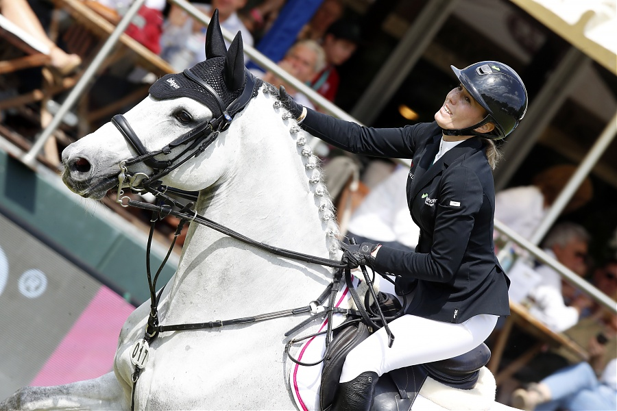 Janne Friederike Meyer forfaits for Aachen